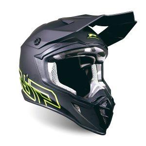 Pro Grip Helm Matt Schwarz