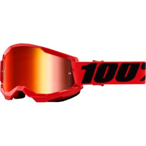 100% Brille Strata 2 Rot