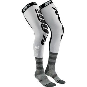 100% REV Performance Motorradstrümpfe für Knieprotektoren