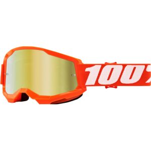 100% Brille Strata 2 Orange