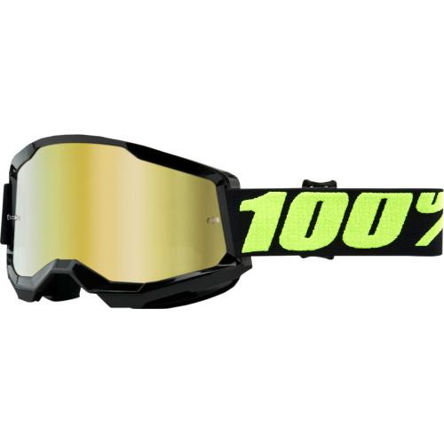 100% Brille Strata 2 Schwarz