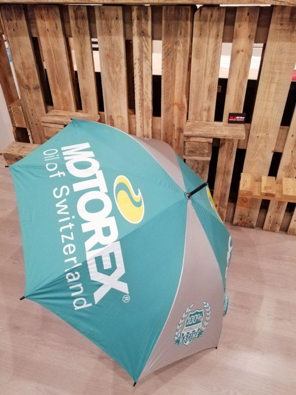 Motorex Regenschrim