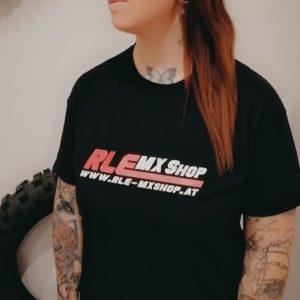 RLE Shirt schwarz