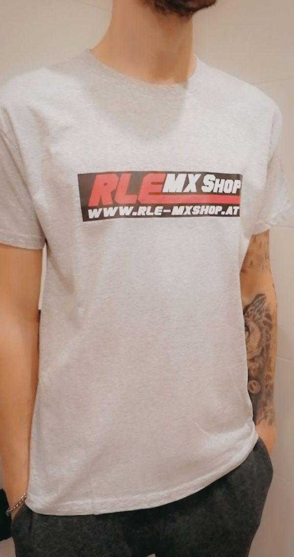 RLE Shirt grau