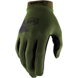 100% Ridecamp-Handschuhe Grün