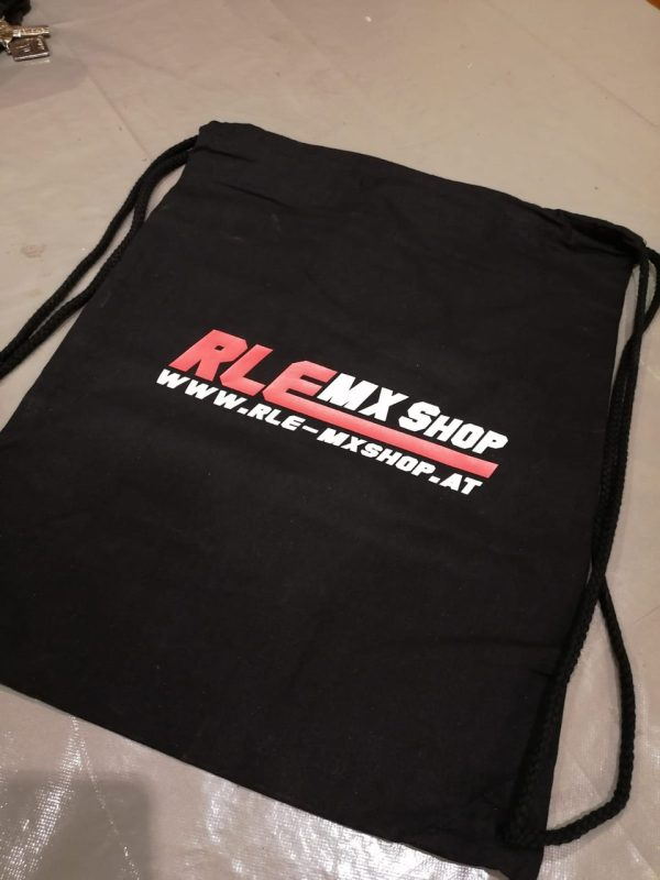 RLE Stoffrucksack